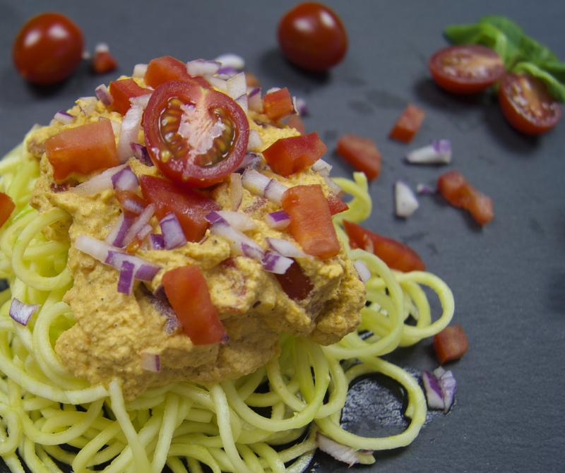 Spaghetti Tomatensauce_1